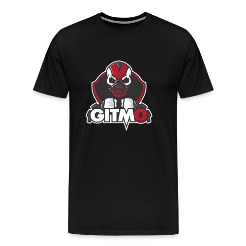 Gitm0 - Premium-T-shirt herr