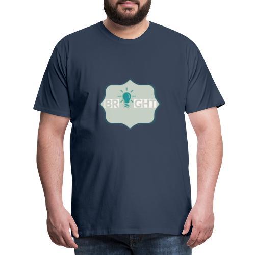 bright - Men's Premium T-Shirt