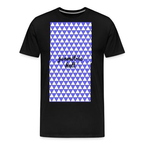 coque pour 4s (geometric hull) - T-shirt Premium Homme