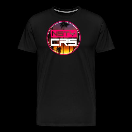 Nasty Logo Classic - Männer Premium T-Shirt