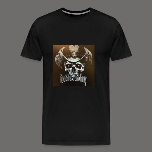 Toothless Johnny - Premium T-skjorte for menn