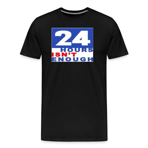 Comfort T-Shirt 24 hours - Männer Premium T-Shirt