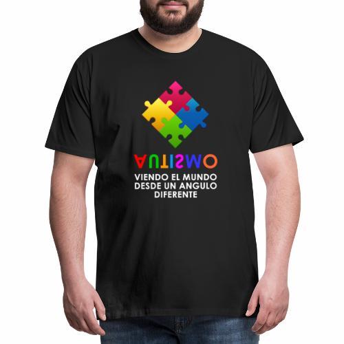 El Autismo según Yo soy Asperger - Camiseta premium hombre