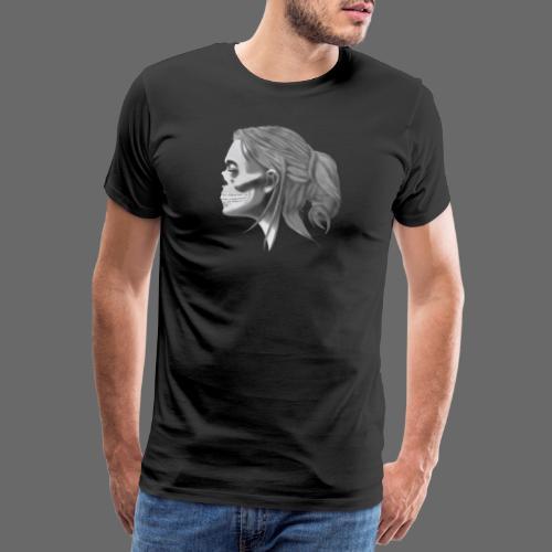 Königin des Todes - Männer Premium T-Shirt