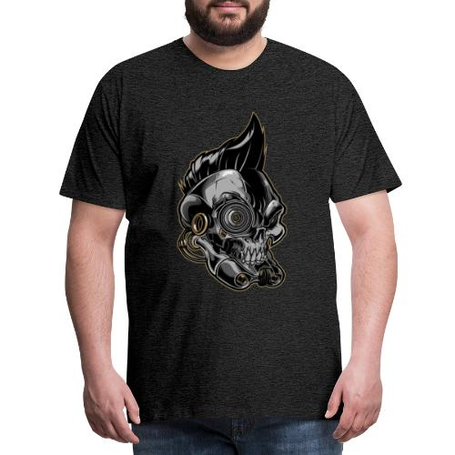 Nareku logo - Men's Premium T-Shirt