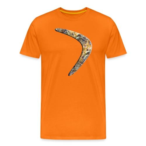 Bumerang Fische - Männer Premium T-Shirt