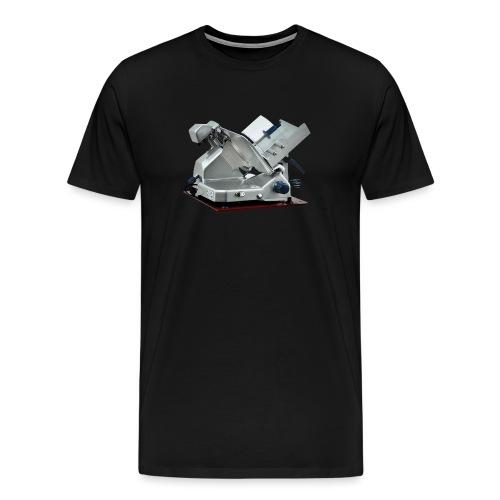 affettatrice - Maglietta Premium da uomo