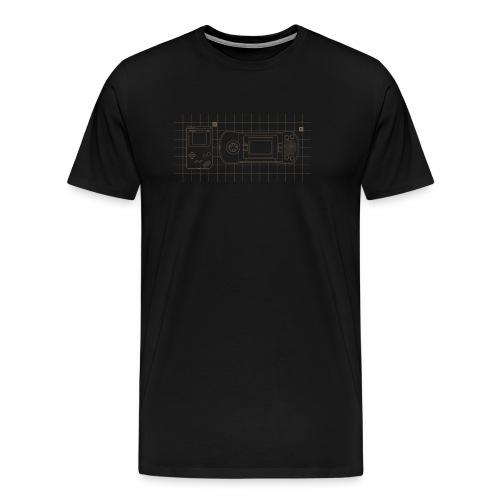 Consoles 80s - T-shirt Premium Homme