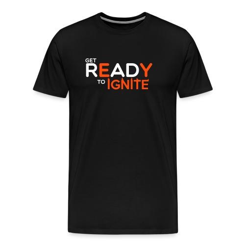 GET READY - T-shirt Premium Homme