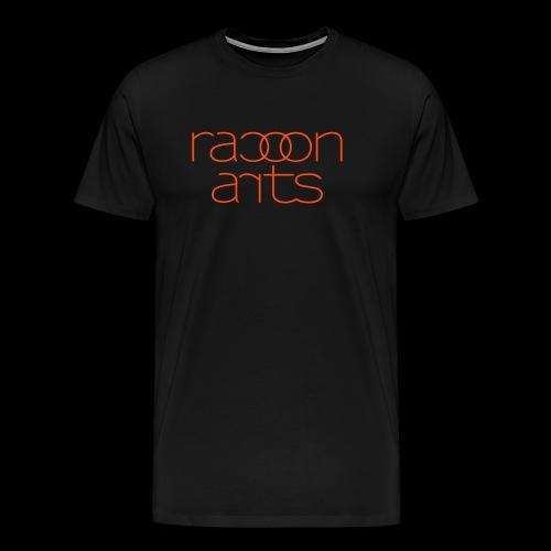 vek racoon - Männer Premium T-Shirt
