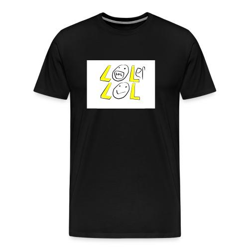 lolscape - Men's Premium T-Shirt