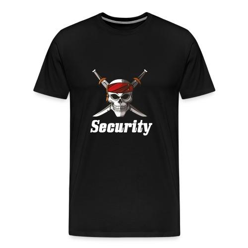 Security - Camiseta premium hombre