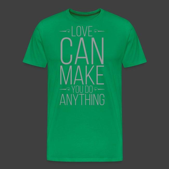 Love can do