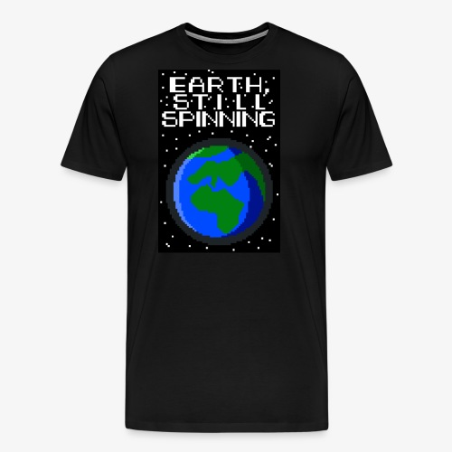 Earth Merch - Männer Premium T-Shirt