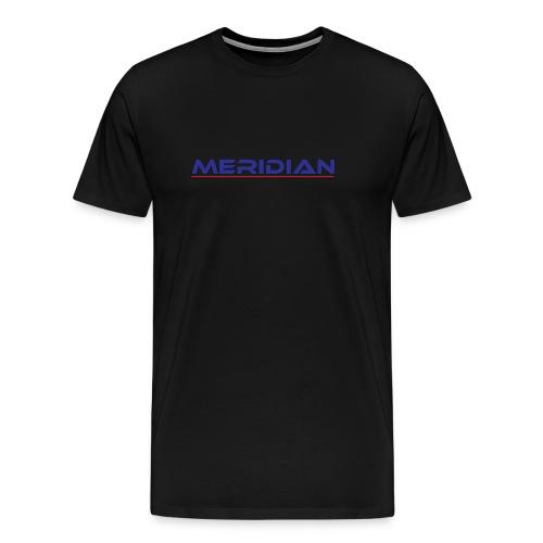 Meridian - Maglietta Premium da uomo