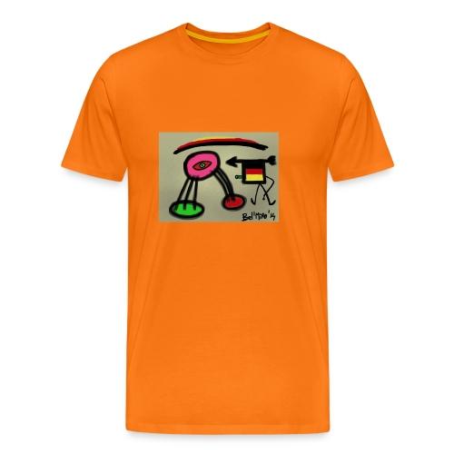 Bel Miro 3 - Men's Premium T-Shirt