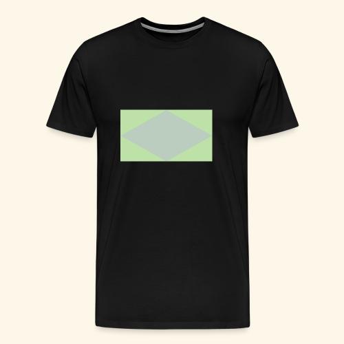 H - Maglietta Premium da uomo
