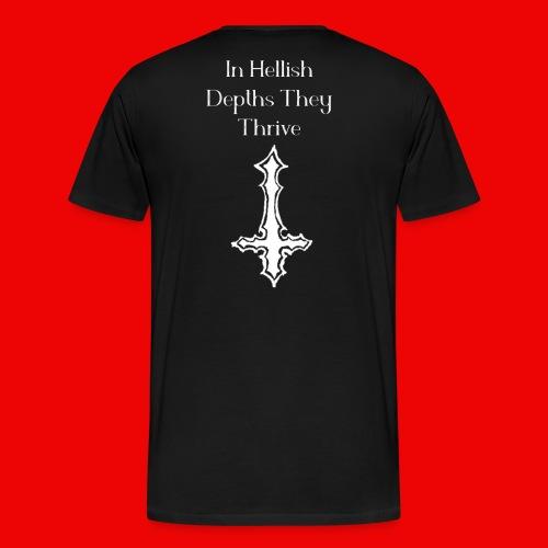 Tortur Shirt - Premium T-skjorte for menn