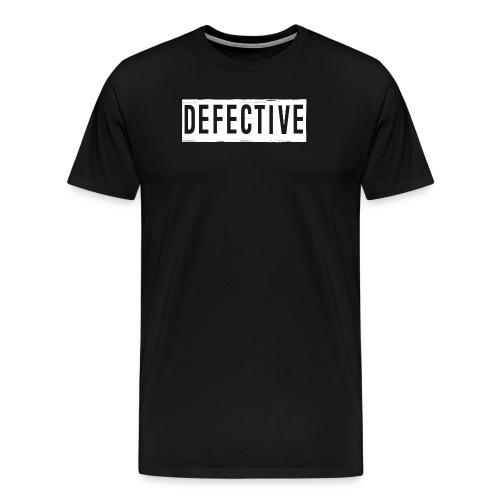 defective black png - Men's Premium T-Shirt