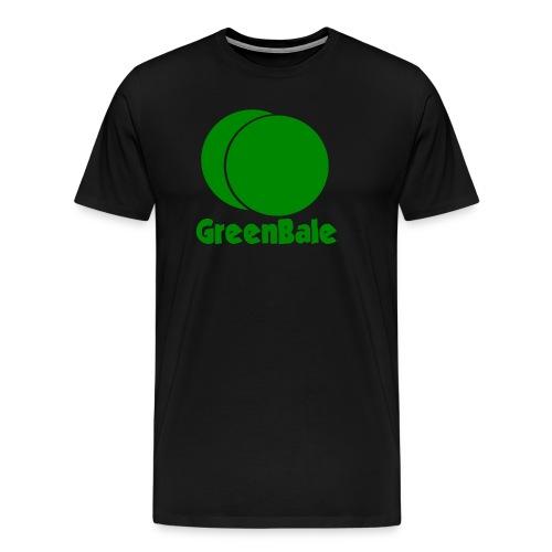 GreenBale Mug - Men's Premium T-Shirt