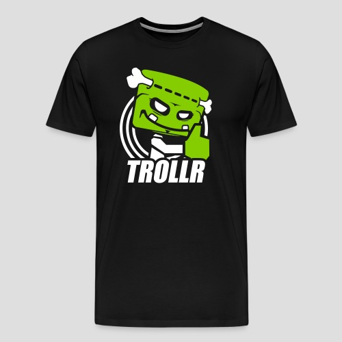 TROLLR Like - T-shirt Premium Homme