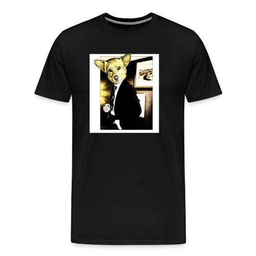 speedy business - Maglietta Premium da uomo