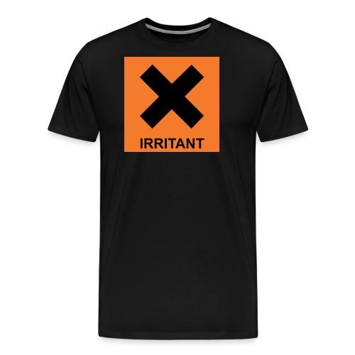irritant - Men's Premium T-Shirt