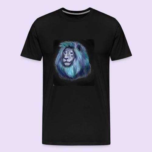lio1 - Men's Premium T-Shirt