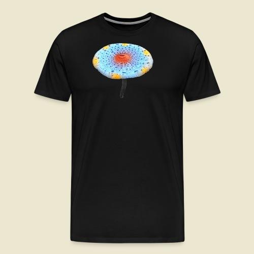 Bunter Pilz Tocawi - Männer Premium T-Shirt