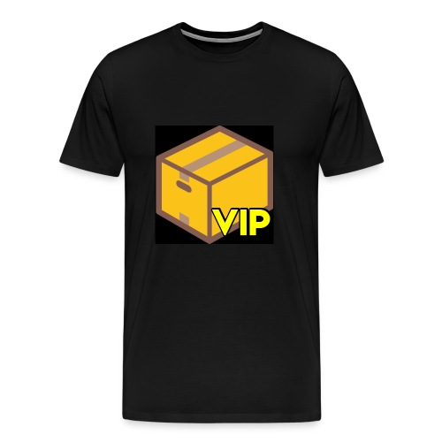Collection The Box VIP - T-shirt Premium Homme