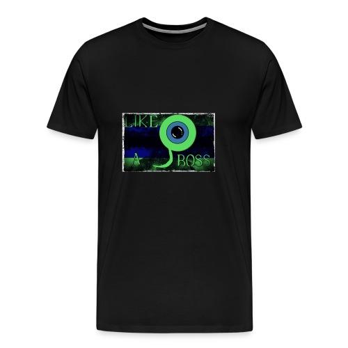JSE LIKE A BOSS! - Men's Premium T-Shirt