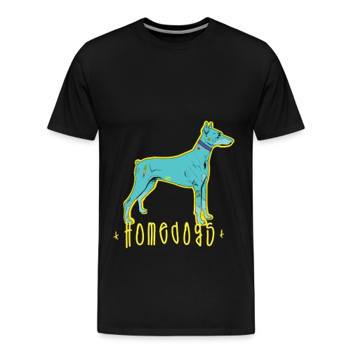 homedogs - T-shirt Premium Homme