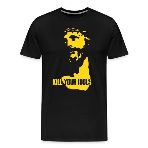 Kill your idols - Men's Premium T-Shirt