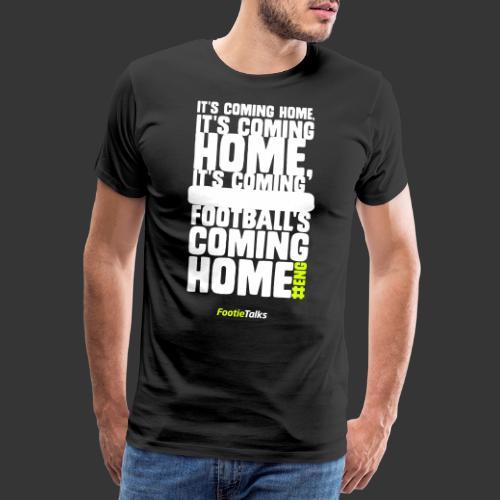 FootieTalks® home - Men's Premium T-Shirt