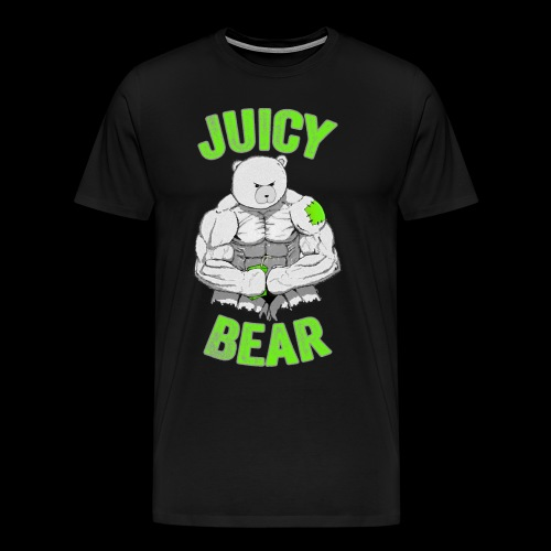Juicy Bear - Männer Premium T-Shirt