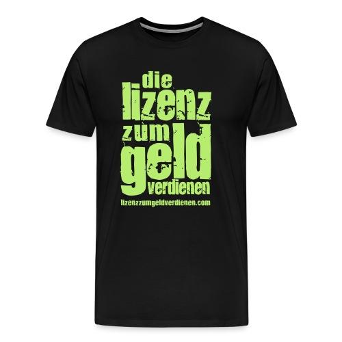 dlzgv_1 - Männer Premium T-Shirt