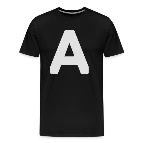Alvin - Premium T-skjorte for menn