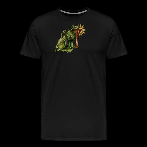 Sulfur - Maglietta Premium da uomo