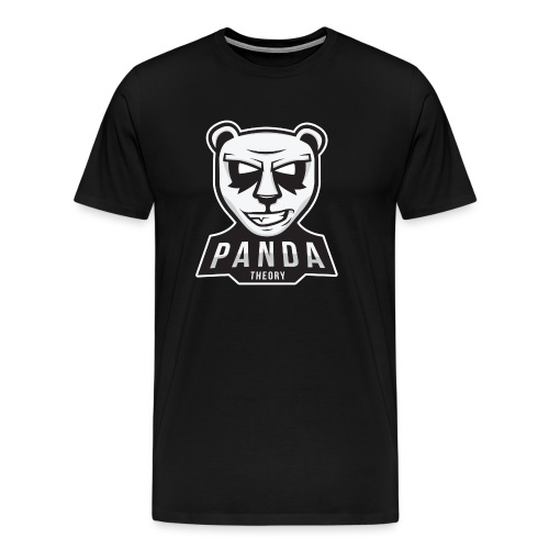 PandaTheory 66 png - Men's Premium T-Shirt