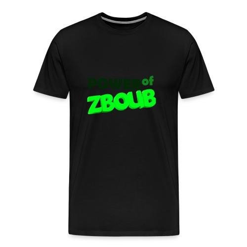 Power of zboub - T-shirt Premium Homme
