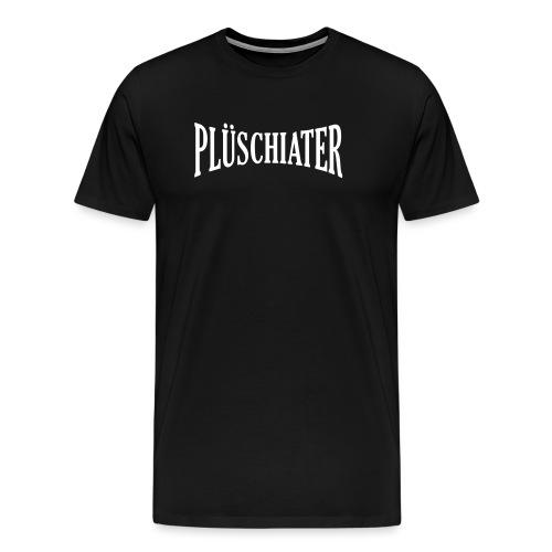 Plüschiater - Männer Premium T-Shirt