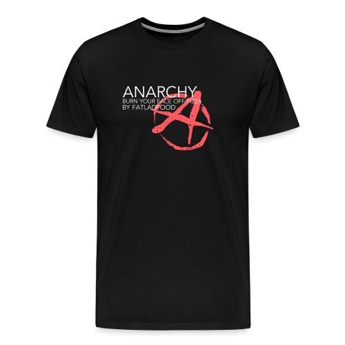 ANARCHY Black - Men's Premium T-Shirt
