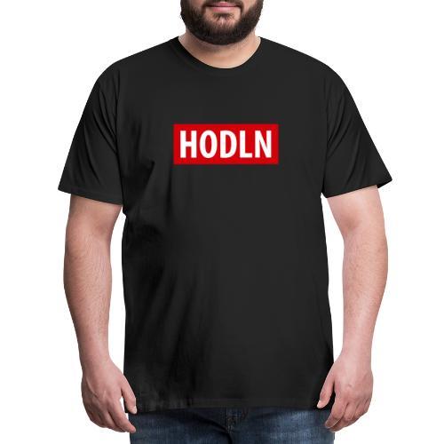 HODLN 04 - Männer Premium T-Shirt