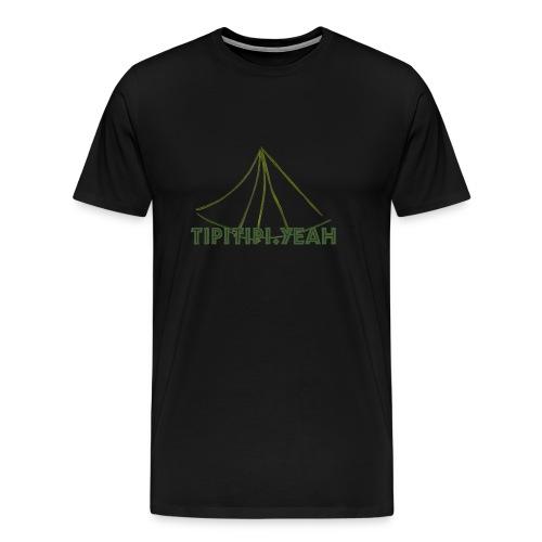 TIPITIPI YEAH - Männer Premium T-Shirt