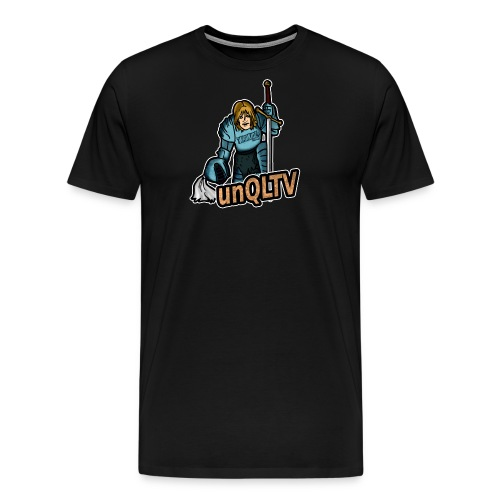 unQLTV Merchandise - Männer Premium T-Shirt