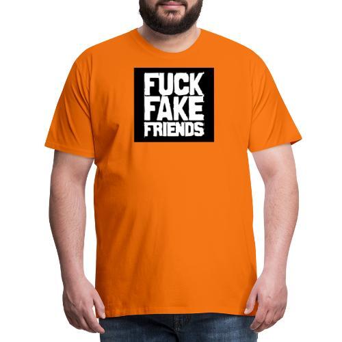 FUCK - Koszulka męska Premium