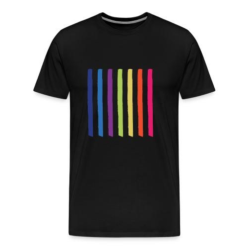 Lines - Men's Premium T-Shirt