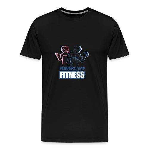 powercamp02 - Men's Premium T-Shirt