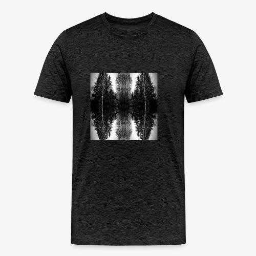 Riihi - Miesten premium t-paita