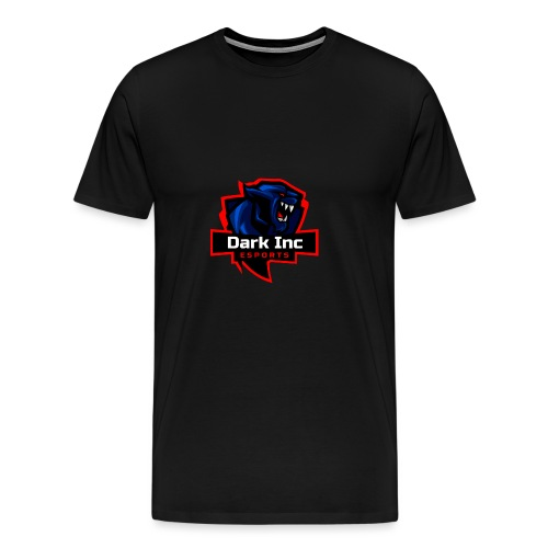 Dark Inc - Herre premium T-shirt